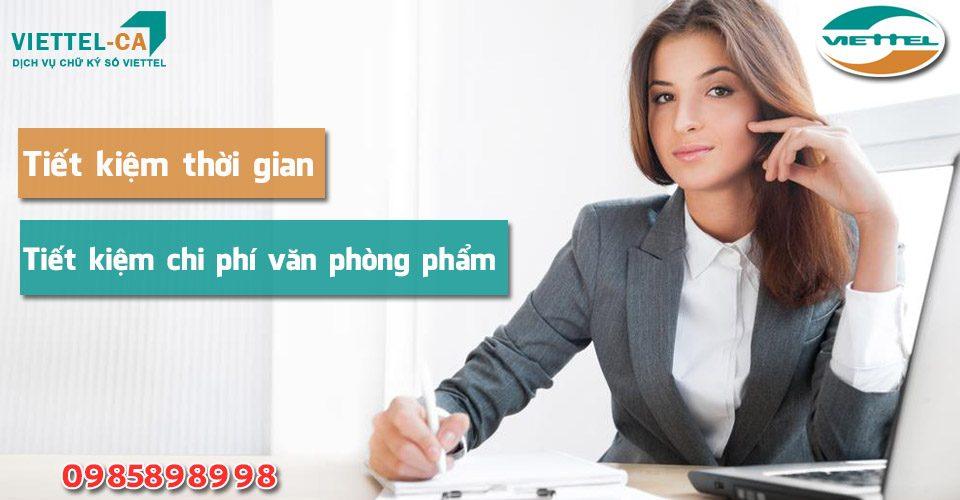 Chu Ky So Viettel
